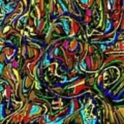 Abstract 479 Art Print