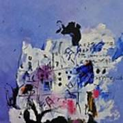 Abstract 8821501 Art Print