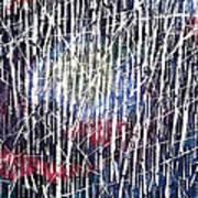 Abstract Acrylic  Art Print