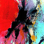 Abstract Admixture Art Print