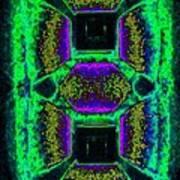Abstract Fusion 139 Art Print
