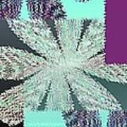 Abstract Fusion 149 Art Print