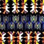 Abstract Fusion 156  Art Print