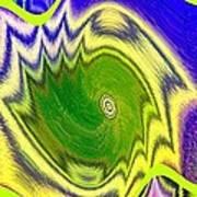 Abstract Fusion 157 Art Print