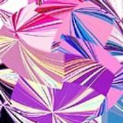 Abstract Fusion 41 Art Print