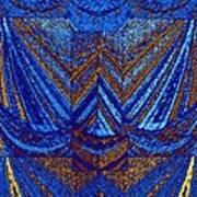 Abstract Fusion 59 Art Print