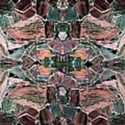 Abstract Fusion 68 Art Print