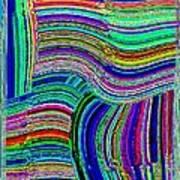 Abstract Fusion 78 Art Print