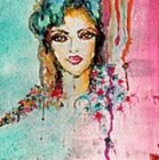 Abstract Art Print by Genesis Garcia