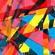 Abstract Sine P 13 Art Print
