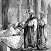 Abulcasis, Islamic Physician Art Print by