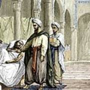 Abulcasis, Islamic Physician Art Print