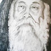 Abune Zena Markos-in Memory Of The Great Bishop Art Print