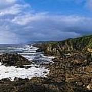 Achill Island, Atlantic Drive, Co Mayo Art Print