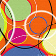 Acme Retro Vi Art Print