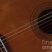 Acoustic Guitar 21 Art Print