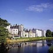 Adare Manor, Co Limerick, Ireland Art Print