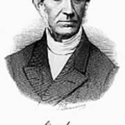 Adolphe Quetelet (1796-1874) Art Print
