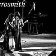 Aerosmith In Spokane 12b Art Print