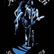 Aerosmith In Spokane 1c Art Print