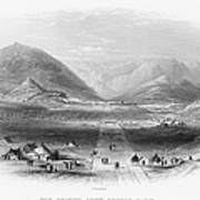 Afghan War 1839-1842. For Licensing Requests Visit Granger.com Art Print
