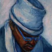 African American 1 Art Print