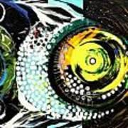 After Acidfish 72 Art Print