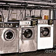 After Enlightenment The Laundry. Art Print