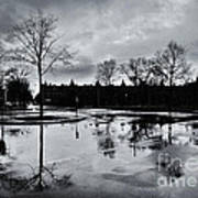 Den Haag After The Rain Art Print