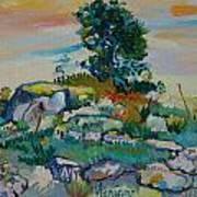 after Van Gogh 13 Art Print