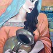 Agua Del Pozo Art Print