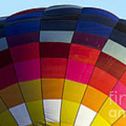 Air Balloon 1554 Art Print