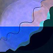 Air Water Vision Art Print