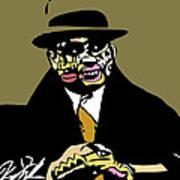 Al Capone Full Color Art Print