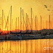 Alabama Sunrise Art Print