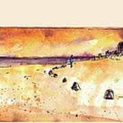 Albufera De Valencia 09 Art Print