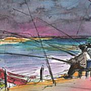Albufera De Valencia 13 Art Print