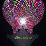 Albuquerque Art Print