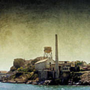 Alcatraz Art Print by Ellen Heaverlo