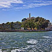 Alcatraz Island San Francisco Art Print
