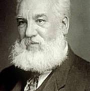 Alexander Graham Bell Art Print