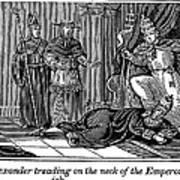 Alexander IIi (d. 1181) Art Print