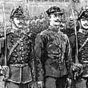 Alfred Dreyfus (1859-1935) Art Print by Granger