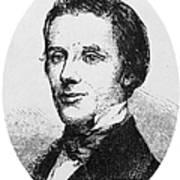 Alfred E. Beach (1826-1896) Art Print