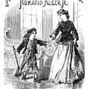 Alger: Tattered Tom Art Print by Granger