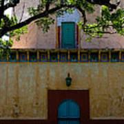 Alhambra Water Tower Doors Art Print