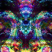 Alien Sunglasses Art Print
