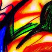 Alien Suntan II Art Print