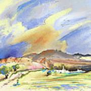 Almeria Region In Spain 01 Art Print