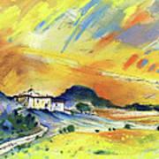 Almeria Region In Spain 03 Art Print